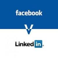 LinkedIn y Facebook