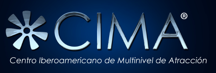 Cima en marketing multinivel de atracción